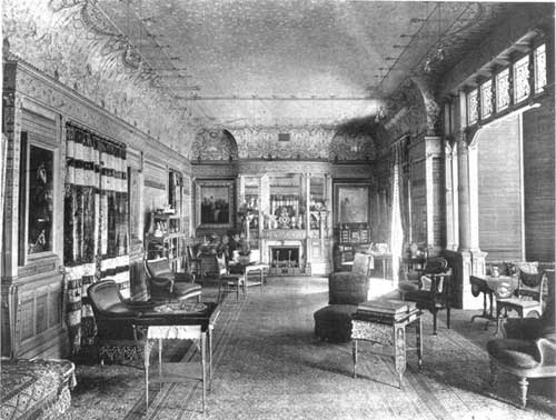 Morgan Drawing Room